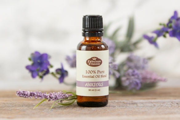 Essential Oils that Help Ease Symptoms of COPD (plus an